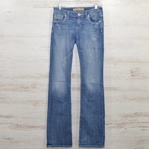 Big Star Sweet Boot Jeans Low Rise